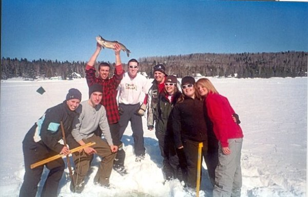 2009 Maine Guide Class: 5 Lb Lake Trout