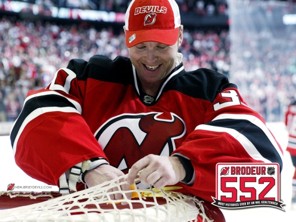 The Winningest Goalie in NHL History