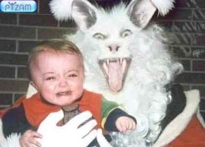 The Easter Bunny Loves Kids!