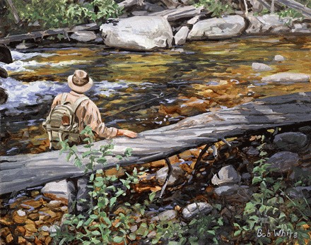 Low and Clear: Artist Bob White