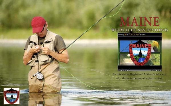 Maine, A Fishing Gem