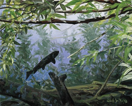 Waiting Deeply: Artist Bob White