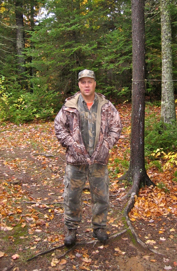 My Father the Moose Hunter