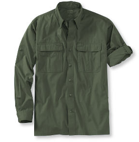 L.L.Bean Kennebec Shirt with Insect Shield