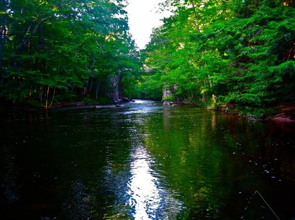 The Pleasant River